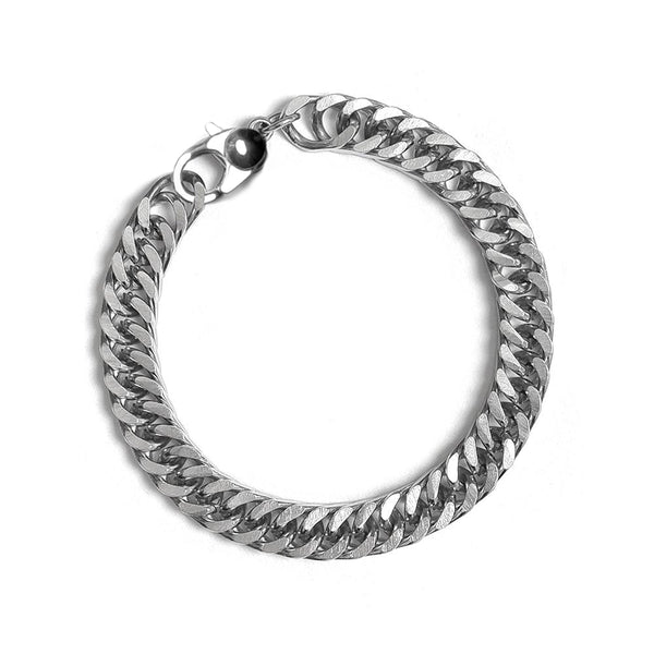 2.0 Double Curbed Bracelet