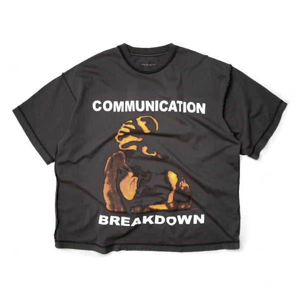 Communication Breakdown Tee (limited)