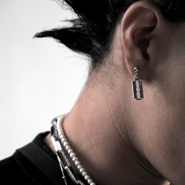 The Razor Blade Earring (limited)