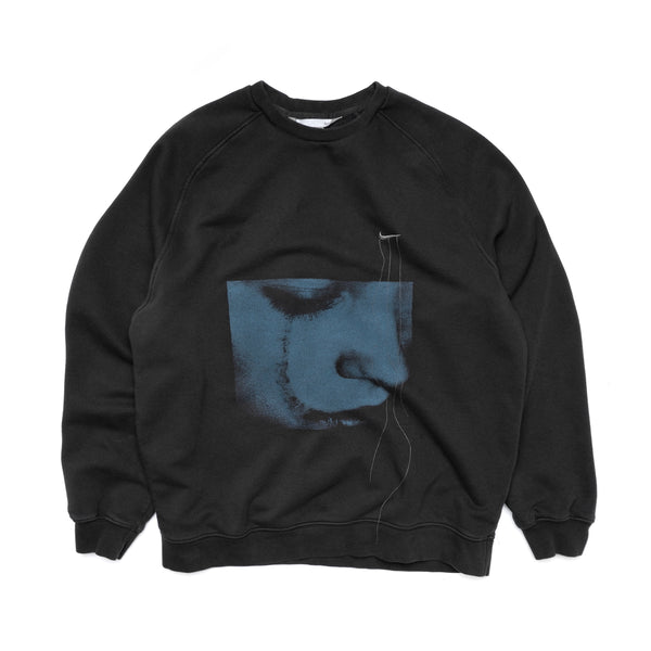 The Unravel Crewneck (1of1)