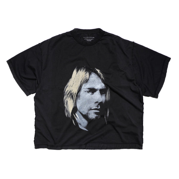 Off Black Kurt Tee (1 of 1)