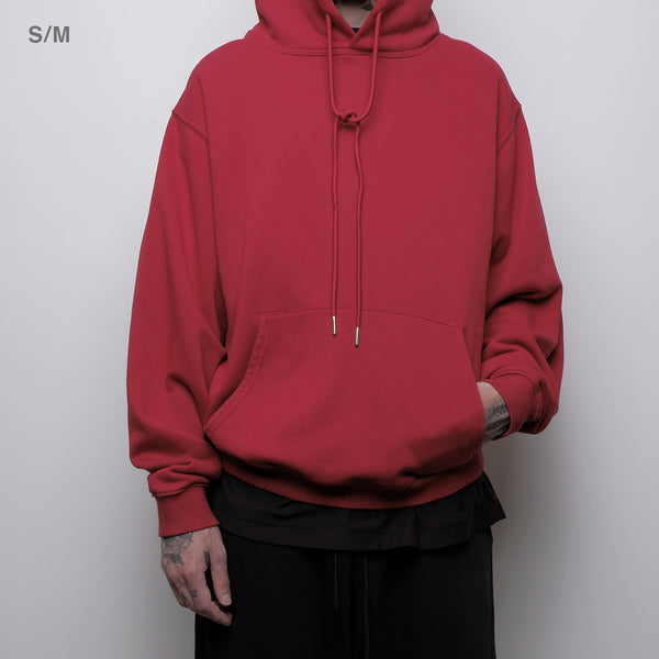 Not so Red Hoody (very limited)