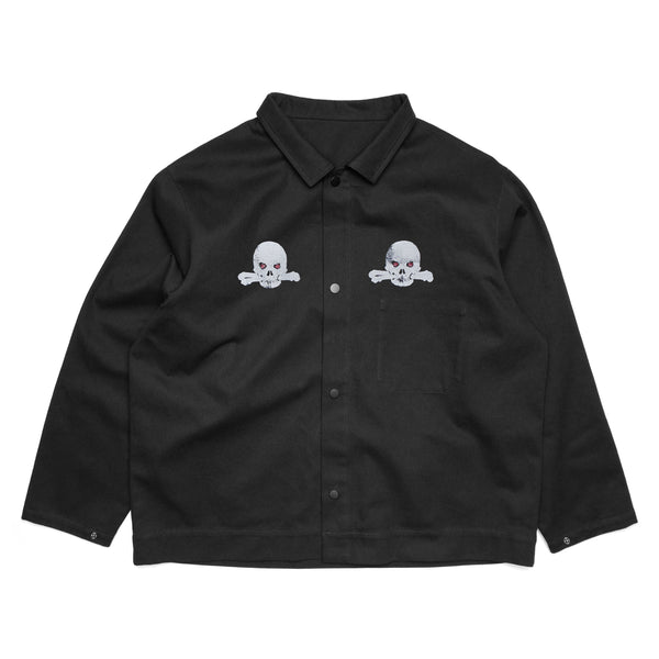 Evil Eyes work Jacket (1of1)
