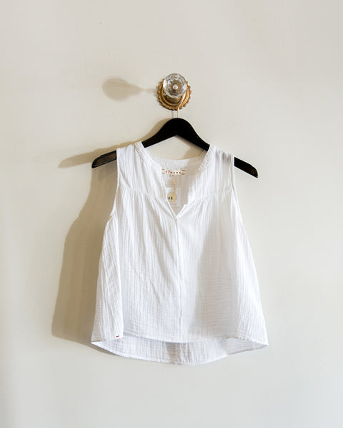 Xirena Carrie Top in White