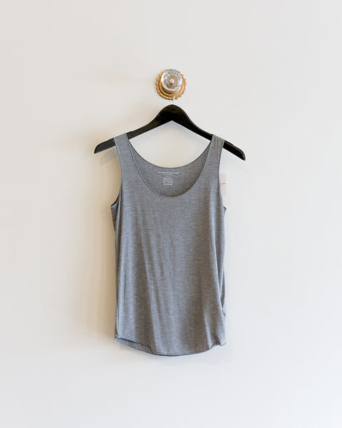 Majestic Filatures Soft Touch Viscose Marrow Edge Tank Top In Assorted Colors
