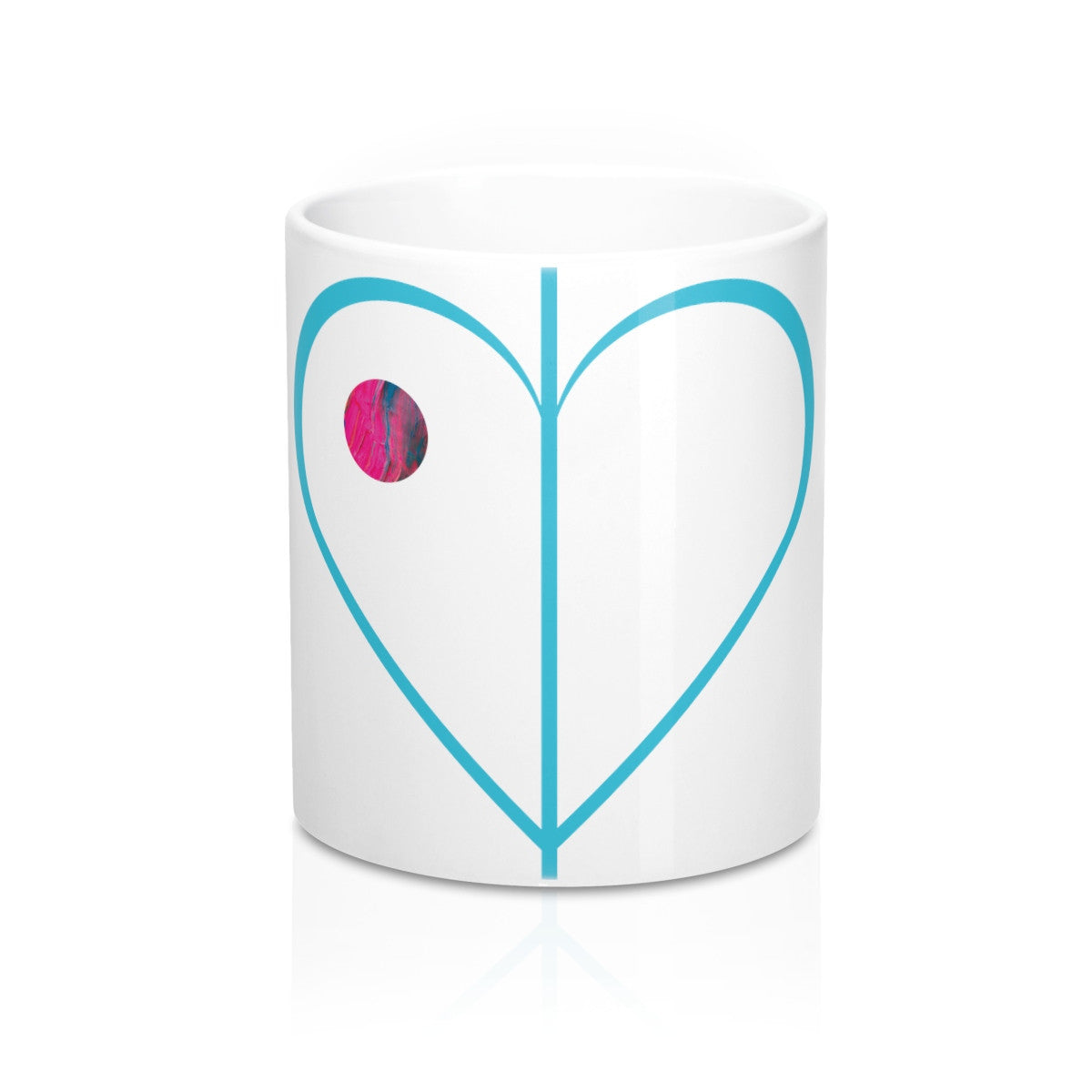 "The ""Pour Your Heart Out"" Mug"