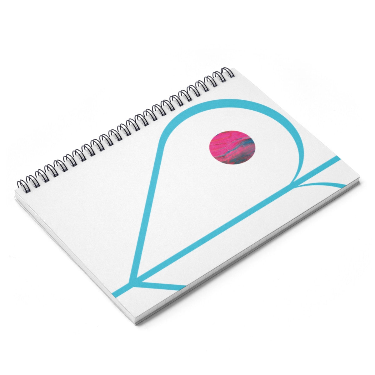"The ""Abstract Heart"" Notebook"