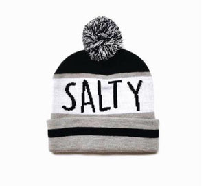 Load image into Gallery viewer, Salty Pom Pom Beanie - Salty Little Bums