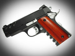 Wood 1911 Grips (Compact)
