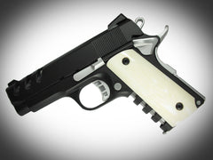 Horn, Antler, & Ivory 1911 Grips (Compact)