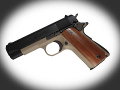 Compatible/Replacement Wood Browning 1911 22/380 Grips