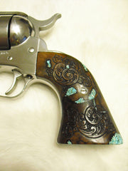 Custom Ruger New Vaquero Grips