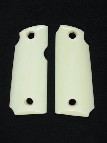Faux Ivory Kimber Micro 380 Grips