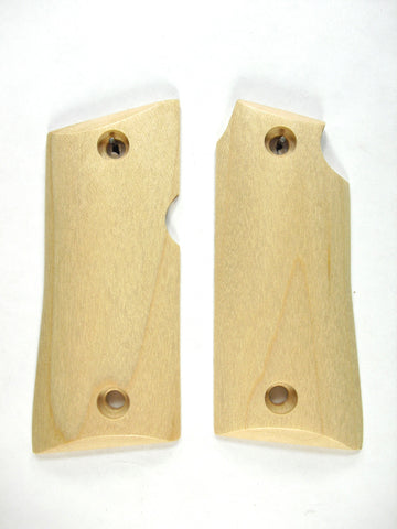 Maple Colt Mustang Pocketlite Grips