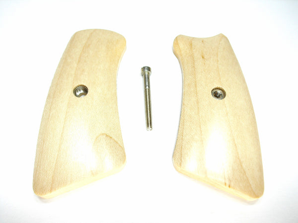 Maple Ruger Gp100 Grip Inserts