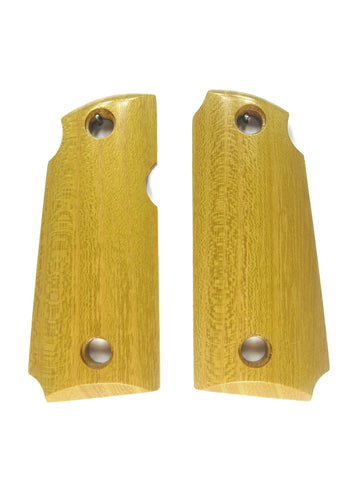 Hedge/Osage Orange Kimber Micro 380 Grips