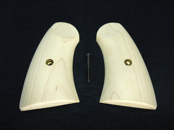 Unfinished Maple Uberti Schofield Grips