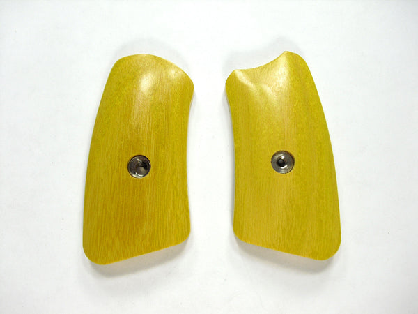 Hedge/Osage Orange Ruger Sp101 Grip Inserts