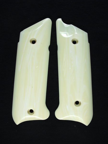 Faux Ivory Ruger Mark IV Grips