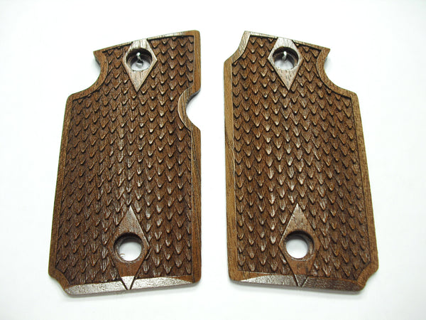 Dragon Scale Walnut Sig Sauer P938 Grips