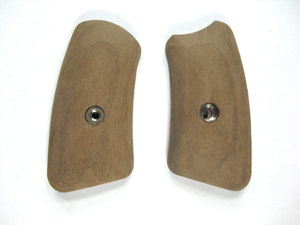 Unfinished Walnut Ruger Sp101 Grip Inserts
