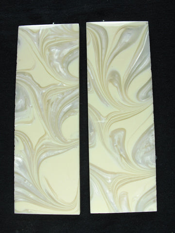 Ivory & White Pearl Scale Sets
