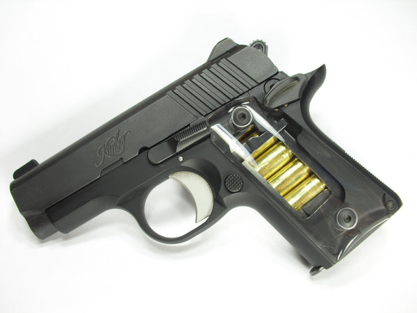 Clear Kimber Micro 380 Grips