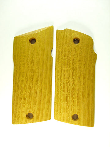 Hedge/Osage Orange Compact Coonan .357 Grips