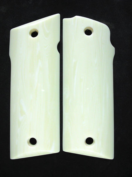 Faux Ivory Coonan .357 Grips