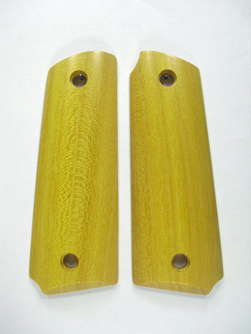 Hedge/Osage Orange Ruger Mark III 22/45 Grips