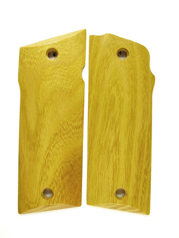 Hedge/Osage Orange Coonan .357 Grips