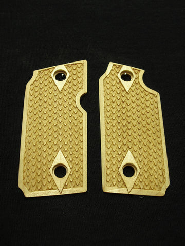 Dragon Scale Maple Sig Sauer P238 Grips