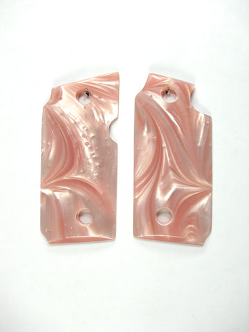 Pink Pearl Sig Sauer P238 Grips