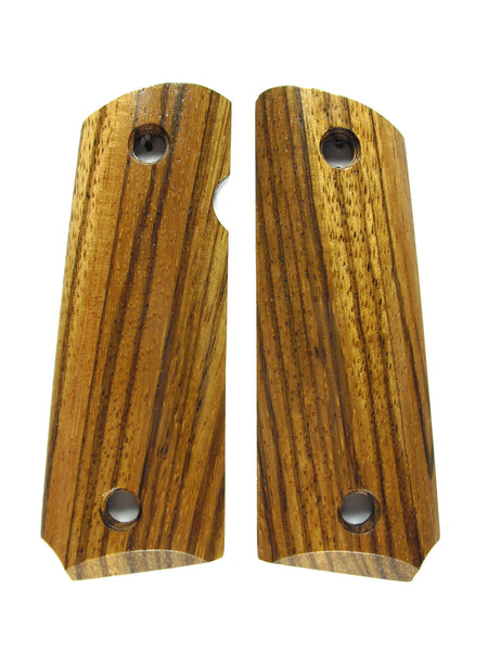 Zebrawood 1911 Grips (Compact)