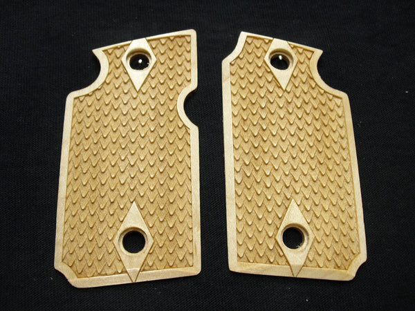 Dragon Scale Maple Sig Sauer P938 Grips