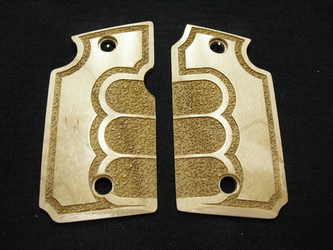 Grip Tape Texture Maple Sig Sauer P938 Grips