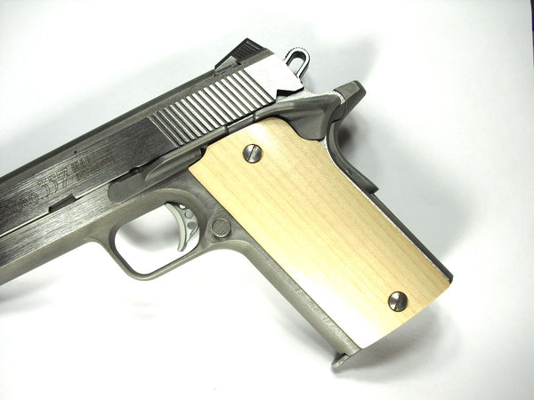 Maple Compact Coonan .357 Grips