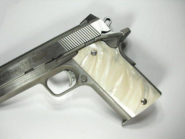Pearl Coonan Compact .357 Grips