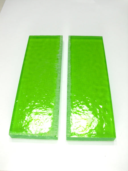 Transparent Green Scale Sets