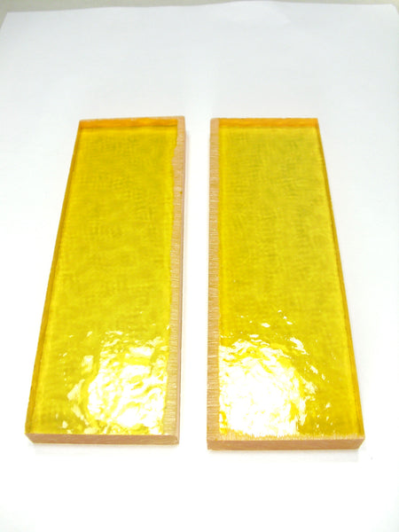 Transparent Amber Scale Sets