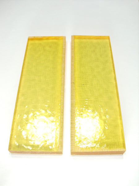Transparent Yellow Scale Sets