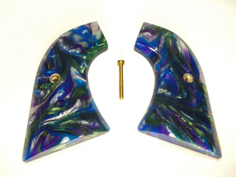 Abalone Pearl Ruger New Vaquero Grips