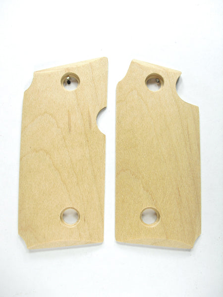 Unfinished Maple Sig Sauer P238 Grips
