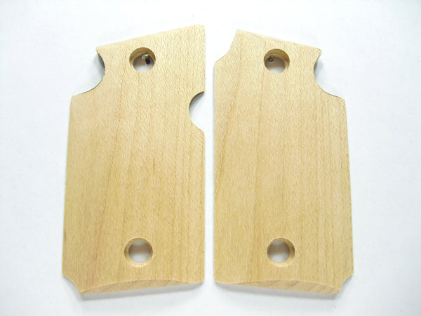 Unfinished Maple Sig Sauer P938 Grips