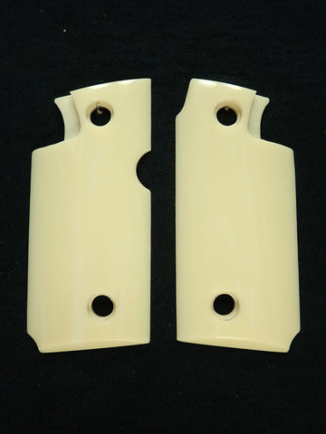 Faux Ivory Springfield Armory 911 .380 Grips