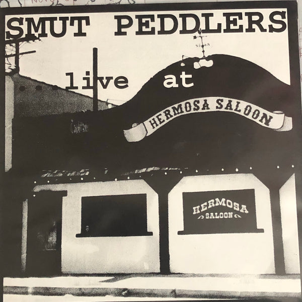 Live at the Hermosa Saloon - 7""