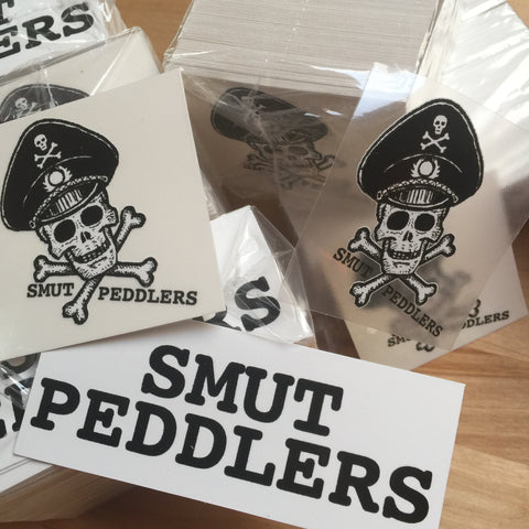 SMUT PEDDLERS sticker pack