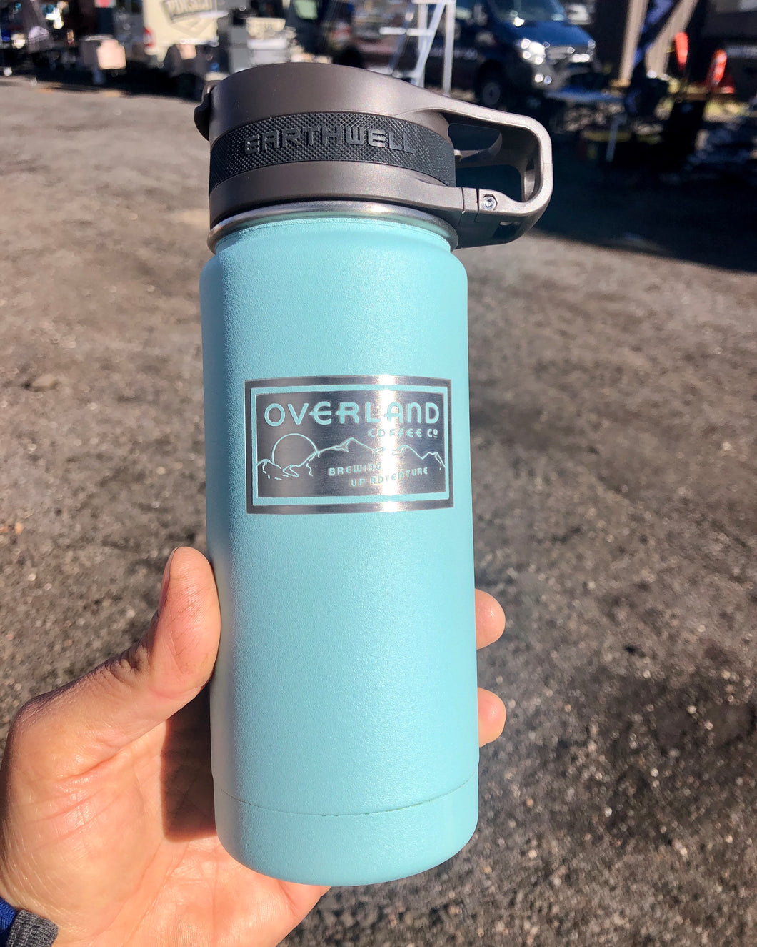 16oz Roaster Loop Bottle