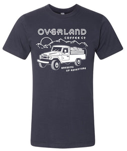 Overland Coffee Company Shirt