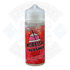 Moreish Slushed Strawberry 100ml 0mg shortfill e-liquid